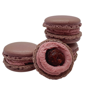 Honey Fig Macaron