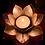 Thumbnail: Lotusbloem theelicht