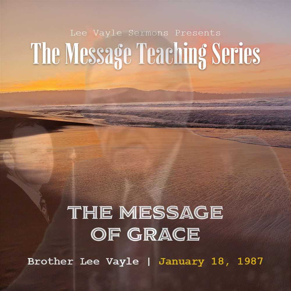 The Message of Grace Video Series