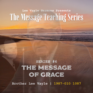 Seies Cover VAYLE - The Message of Grace