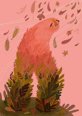 Autumn giant
