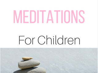 Top FREE Guided Meditations for Children