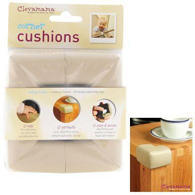 Clevamama corner cushion review