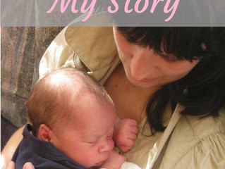 Mom living with OCD - My Story