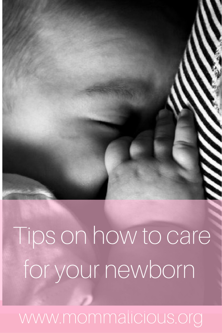 tips on how to care for you newborn