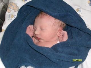 Lauren's Birth Story - Pre-Eclampsia & Natural Birth