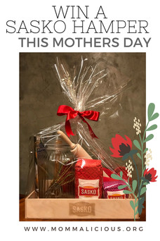 Win a Mothers Day hamper from Sasko