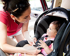 Common car seat mistakes that parents make