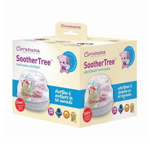 Clevamama soother tree review