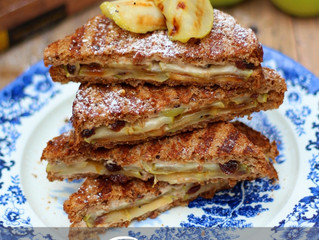 Apple Pie Toasties