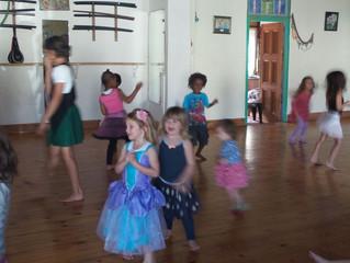 Why Children dance