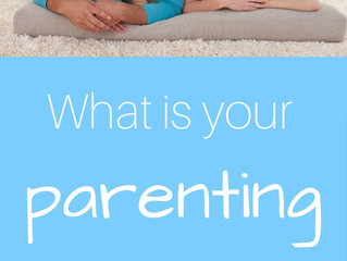 What is your parenting style?