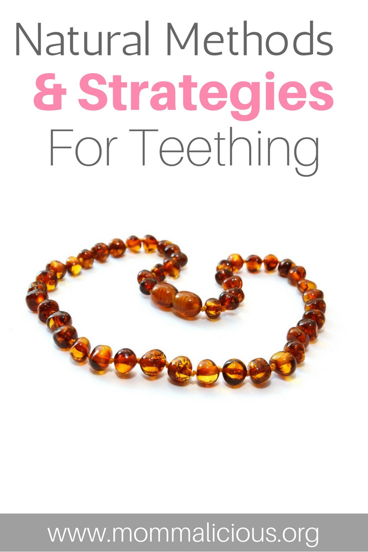 natural remedies for teething