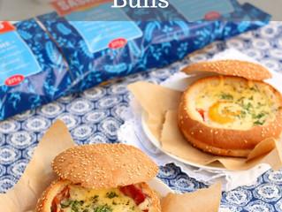 Baked Breakfast Buns