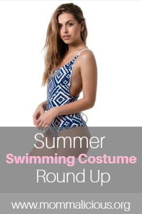 Full piece swimming costumes