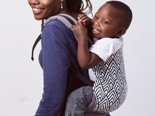 The Baby Carrier that ROCKS MY WORLD