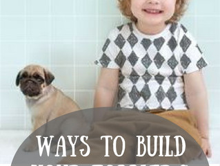 Ways to build your toddler's vocabulary