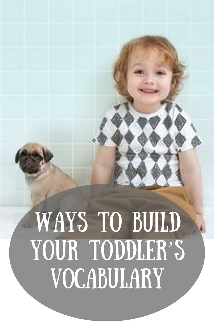 ways to build your toddlers vocabulary