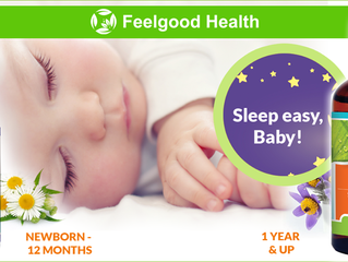 Sleeping Aids to help your baby from FeelGoodHealth