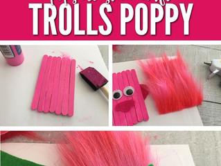 Crafts for Kids - Popsicle Sticks