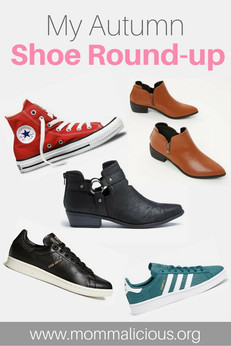 My Autumn Shoe Round-Up