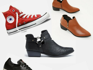 My Autumn Shoe Round-Up