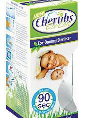 Cherub Eco Dummy Steriliser