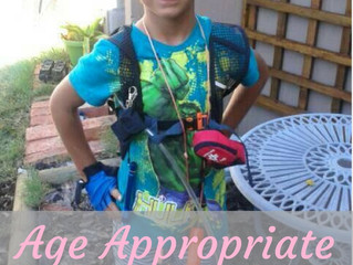 Age Appropriate Boundaries for your Child
