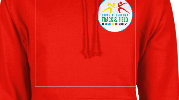 South of England Track and Field Academy Training Hoody - Available in 3 colours