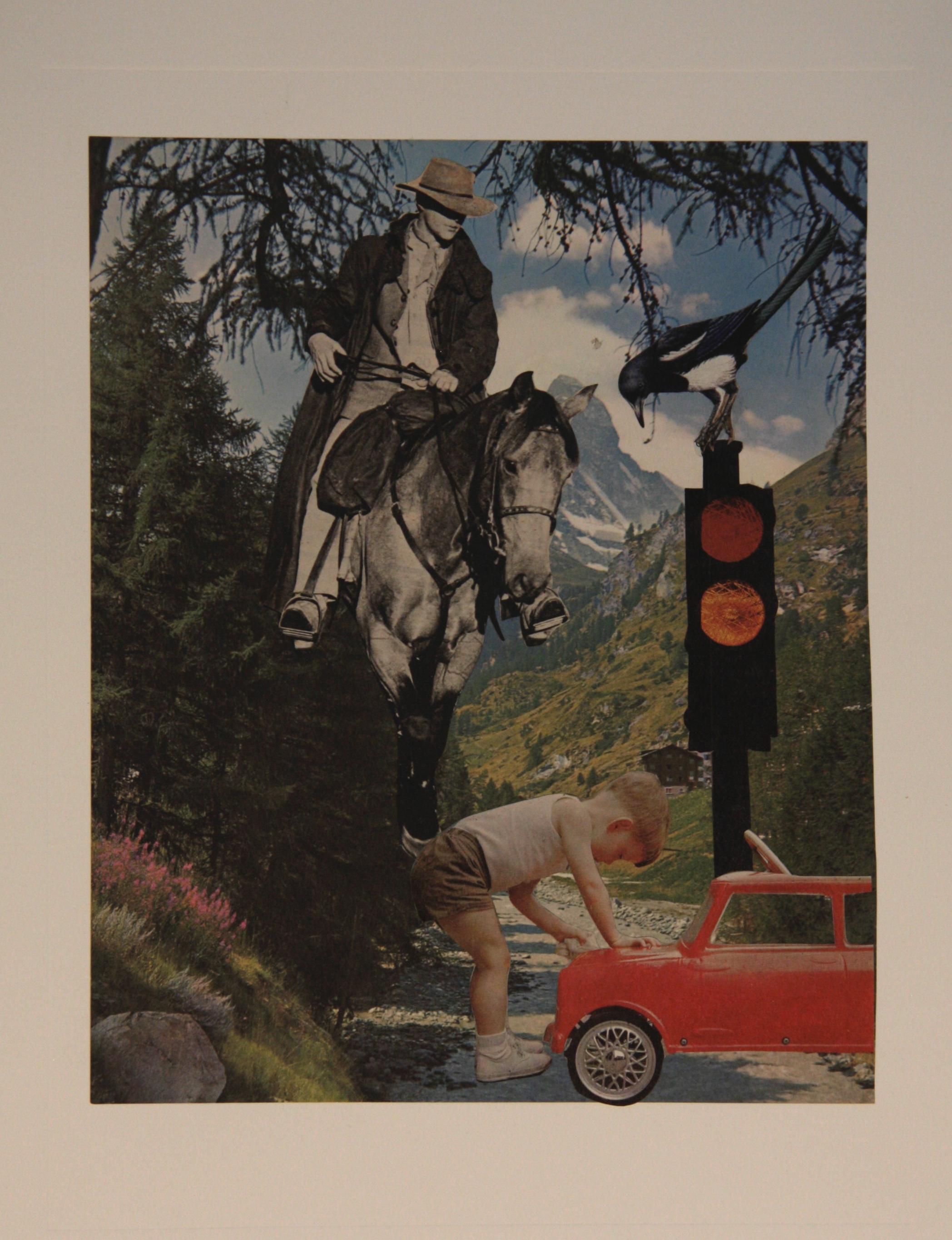 $250 ($300 framed) 48x38cm