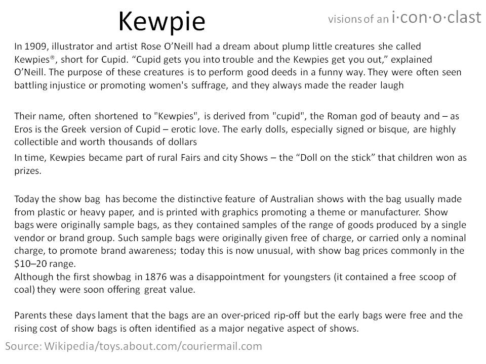 About Kewpie