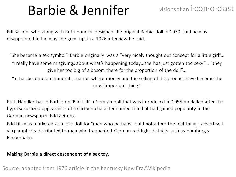 About Barbie