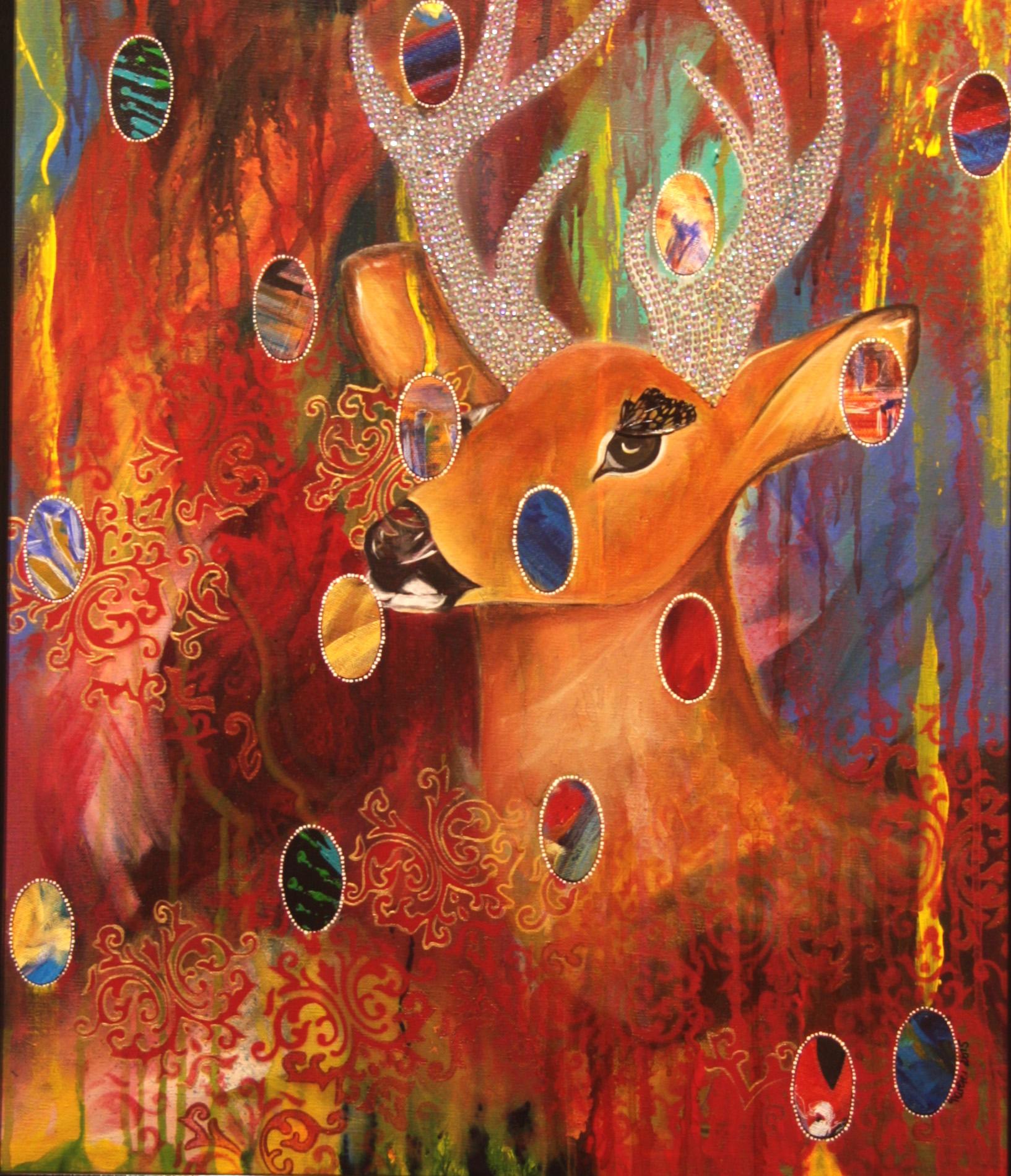 Chandel Deer