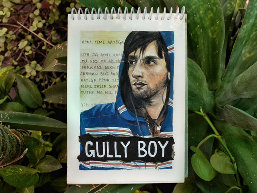 Space as a Character in Gully Boy