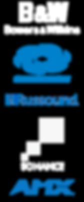 B&W Crestron Russound Sonance AMX мультирум колонки и озвучивание