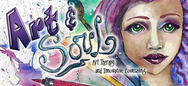 Art and Soul Art Therapy with Watercolor