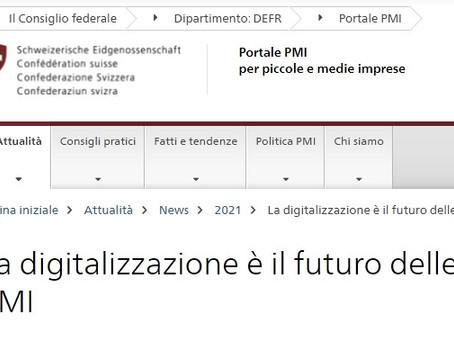 La digitalizzazione è il futuro delle PMI