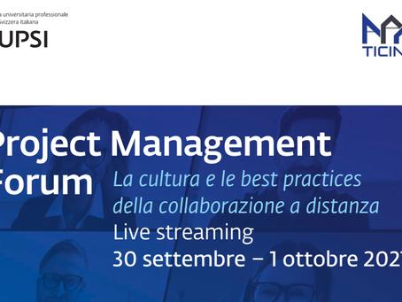 Value4b al Project Management Forum 2021