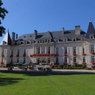 Château Arc-en-Barrois