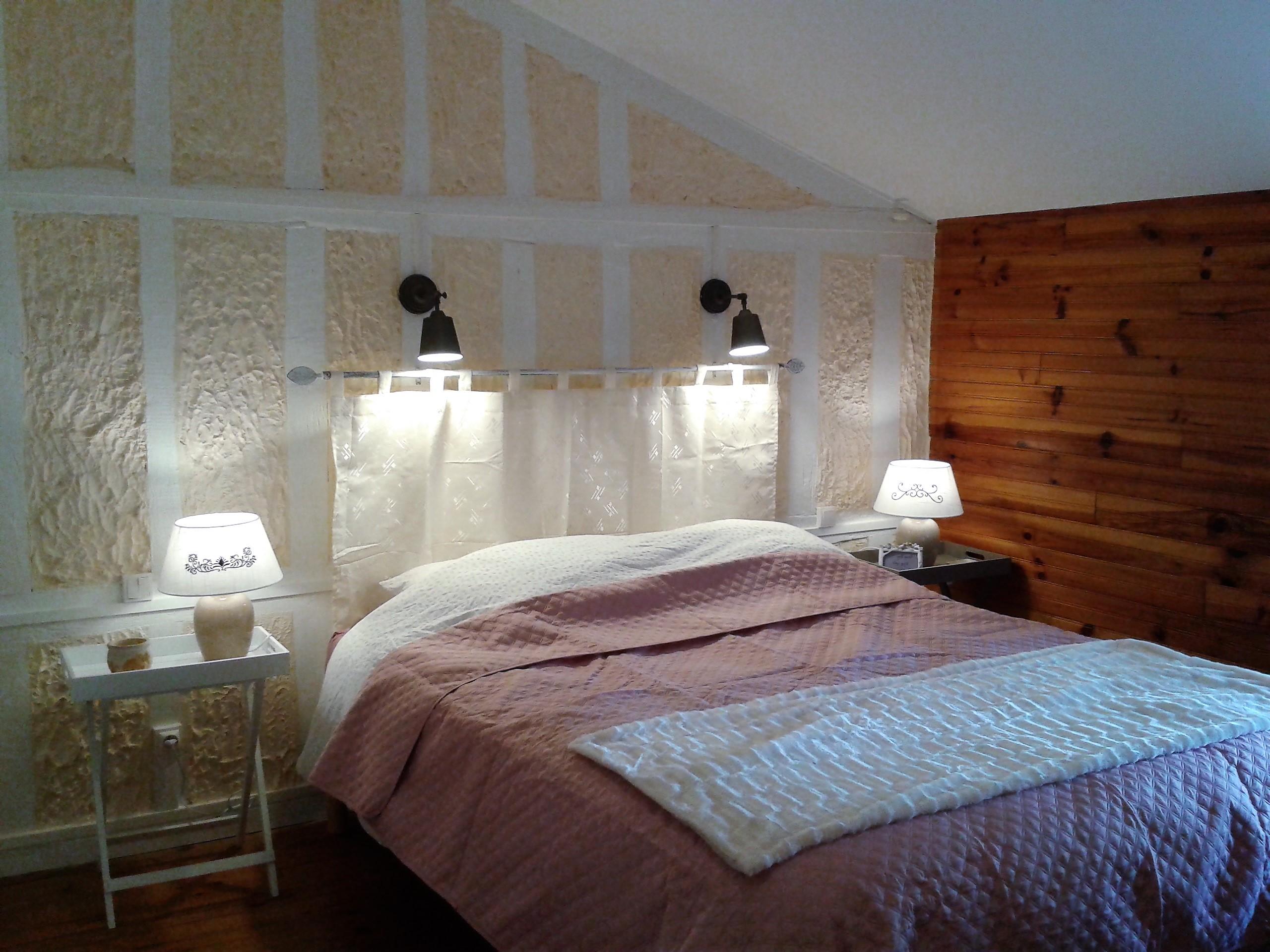 Chambre 3 - Le Grand Gîte de Laurenc