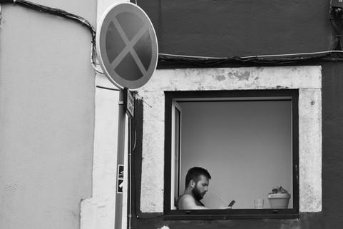 Life Through A Window