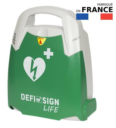 DefiSign LIFE défibrillateur semi-automatique