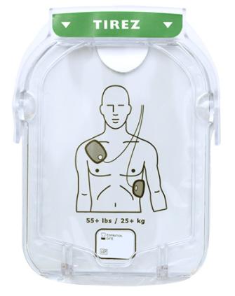 Philips Heartstart HS1 cartouche d'électrodes