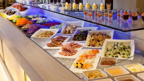 百樂酒店自助餐