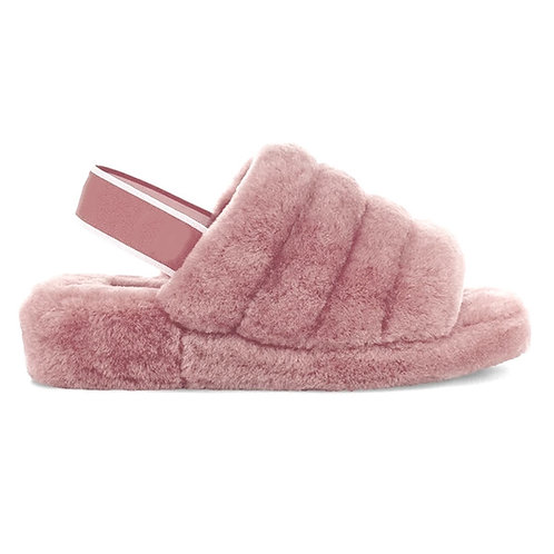 Blush Snuggle Slides