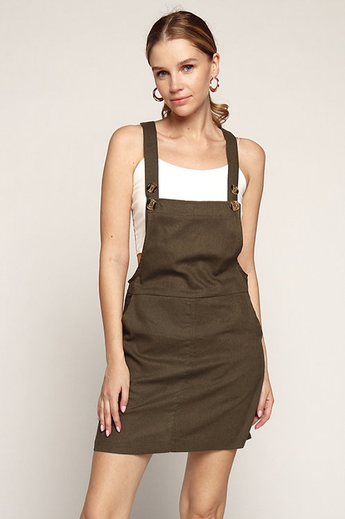 Olive Overall
