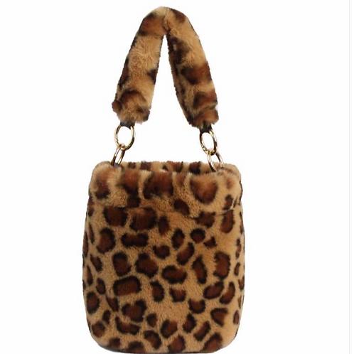 Cheetah Babe Bag