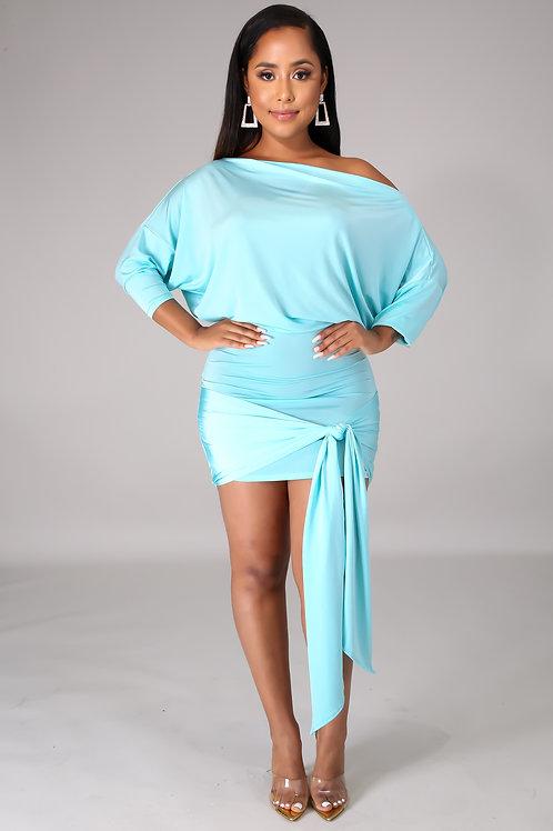 Come Thru Dress