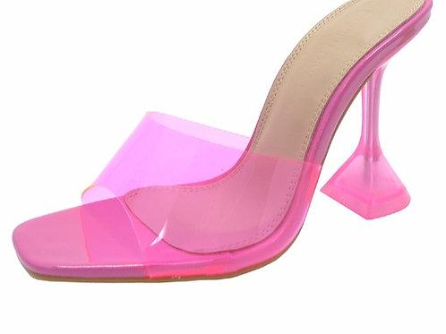 Pink Princess Heels