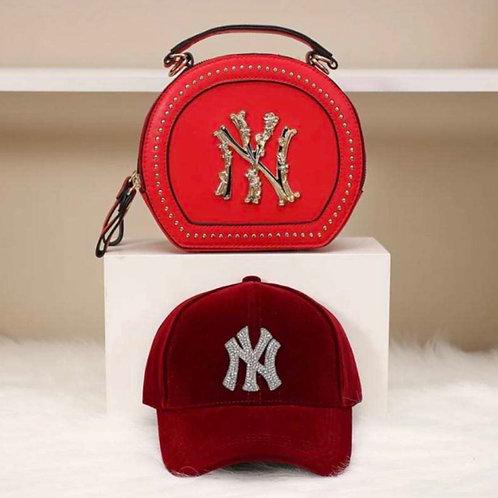 Red NY Babe
